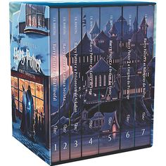 Livro - Coleção Harry Potter (7 Volumes)