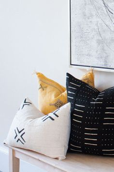 couch pillows 638596422147391165 - BOSE-Authentic Mali Mudcloth Throw Pillow Cover Source by ruffledthread Modern Pillow Covers, Modern Throw Pillows, Cute Pillows, Pillow Cover Design, Throw Pillow Covers, Decorative Pillows, Pillow Set, Handmade Home Decor, Diy Home Decor