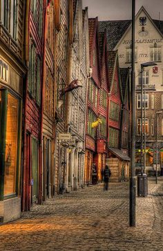 Bergen, Norway - We will stopping by this lovely Scandinavian city in August as well. Follow us on Twitter @Travelology or our blog at travelology.blogspot.com for reviews and information about this city.