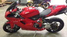 My Ducati 848