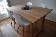 Table à manger Chêne