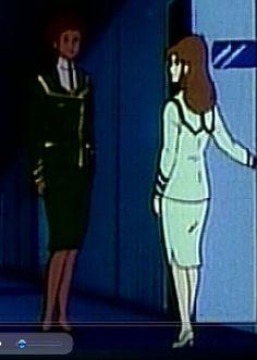 Back of Lisa Hayes uniform, for Kellie