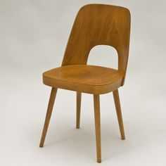 Located using retrostart.com > Dinner Chair by Oswald Haerdtl for Ton