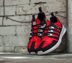 adidas Originals SL Loop Runner – Red / Black