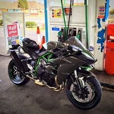 2015 Kawasaki H2. - ID: 632875