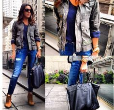 ::boyfriend jeans/Gstar jacket/suede booties::