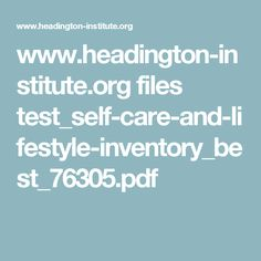 www.headington-institute.org files test_self-care-and-lifestyle-inventory_best_76305.pdf