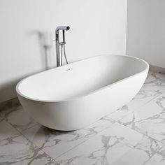 The Picasso | Stone Resin | Lusso Stone Freestanding Bath £1395