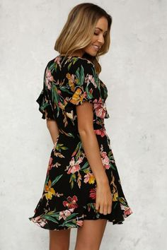 Maternity Styles - best maternity maxi dress : iYYVV Womens Short Sleeve Floral Printed Midi Dress Summer Party Maxi Beach Dresses >>> Click picture for even more details. (This is an affiliate link). Casual Dresses, Short Sleeve Dresses, Summer Dresses, Mini Dresses, Short Sleeves, Chiffon Dresses, Dresses Dresses, Bohemia Dress, Tumblr Boy
