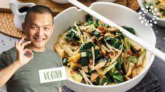 Pak Choi-Salat mit Pilzen - Atıştırmalıklar - Las recetas más prácticas y fáciles Big Mushroom Recipe, Mushroom Zucchini Recipe, Morel Mushroom Recipes, Pork Chop Recipes, Fish Recipes, Asian Recipes, Ethnic Recipes, Pork Recipe Video, Chops Recipe