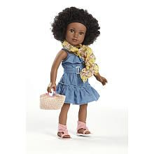 Outfits and accessories for American Girl-sized dolls - called Journey Girls at ToysRUs