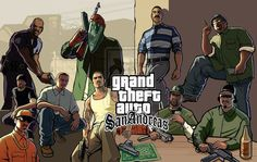 GTA San Andreas est maintenant disponible sur PlayStation 3