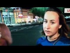 (19) Who Was The Mystery Lady? Threats Made 45 Minutes Before Shots Fired In Las Vegas - YouTube