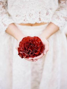 Bachelor rose-red inspired wedding details: http://www.stylemepretty.com/2016/01/20/red-wedding-details-the-bachelor-would-approve-of/