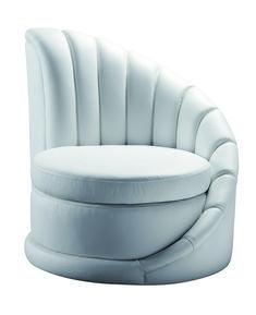 Poromen Chair: leather