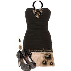 """Untitled #1197"" by mzmamie on Polyvore"
