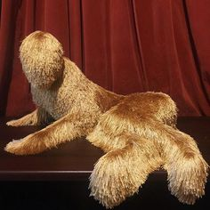 Yarn-Dermy Art Sculptures by Troy Emery Yarn Inspiration, Yarn Bombing, Visual Diary, Crochet Art, Human Art, Art Object, Art Studios, Installation Art, Textile Art