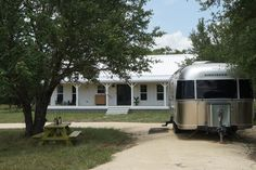 Granny pods on wheels Cottage Cabin in Burton, TX by Kanga Room Systems