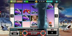 When a Sharknado blows through the reels, it could mean BIG coins for you. Play now!