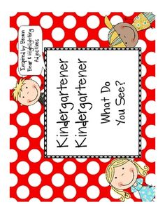 Do you love the book, Brown Bear, Brown Bear! What Do You See...FREEBIE!