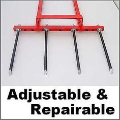 www.EasyDigging.com sells a Repairable broadfork that is USA Made