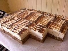 Czech Recipes, Ethnic Recipes, Czech Desserts, Baked Goods, Tiramisu, Waffles, Cooking Recipes, Baking, Breakfast