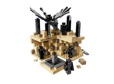 J!NX : Lego Minecraft The End