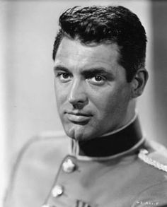 Cary Grant in the movie, Gunga Din