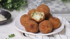 Arancini, Lidl, Hot Dogs, Muffin, Lunch, Breakfast, Recipes, Food, Drinks