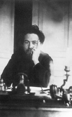 """Any idiot can face a crisis; it's this day-to-day living that wears you out.""  Moscow, 1891-- Anton Chekhov"