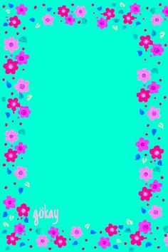 ideas for flowers wallpaper iphone turquoise phone wallpapers Turquoise Wallpaper, Flowery Wallpaper, Neon Wallpaper, Wallpaper Backgrounds, Phone Wallpaper Design, Cellphone Wallpaper, Wallpaper Designs, Wallpaper Ideas, Cute Wallpapers