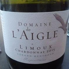 #chardonnay #limoux #classic #aromes pêche blanche brioche pâte d'amande frais tendre et souple #languedoc #academy #sommelier #occitan #winelover #ilovewine #ilovelanguedoc #padawine #winegeek #winetour #winetime #wineoclock #redwine #wine #vin #oc #vino #occitanie #winetasting #taste #drink #winestagram #instawine #LanguedocWines #LanguedocDay  #mypushup http://ift.tt/1GHJQNK