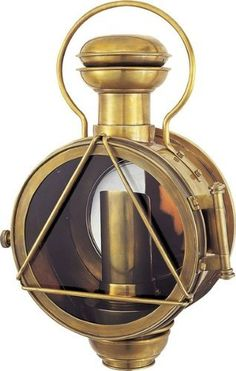 French Conductor Lantern By Visual Comfort by Visual Comfort. $1049.90. French Conductor Lantern in Antique-Burnished Brass Antique-Burnished Brass Finish Mfg code(s): CHO 2100AB