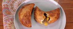 These delicious empanadas make for an easy lunch, whether your sitting down with the family or grabbing one to go!