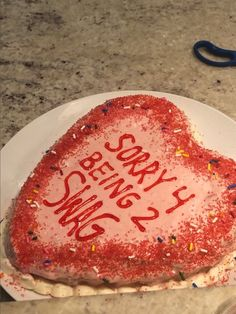 Pretty Birthday Cakes, Pretty Cakes, Funny Birthday Cakes, Ugly Cakes, Frog Cakes, Funny Cake, Just Cakes, Aesthetic Food, How To Make Cake