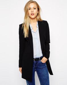 Oasis Longerline Tailored Jacket