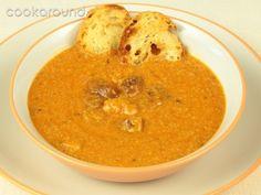 Zuppa di funghi porcini: Ricette di Cookaround | Cookaround