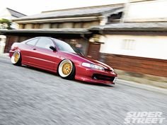 1996 Honda Integra Type R - The Low Life - Super Street Magazine