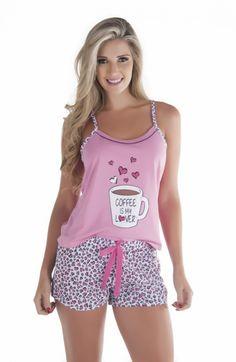 roupa de dormir baby doll - Pesquisa Google Cute Sleepwear, Sleepwear Women, Lingerie Sleepwear, Nightwear, Cute Pajama Sets, Cute Pjs, Cute Pajamas, Lounge Outfit, Lounge Wear