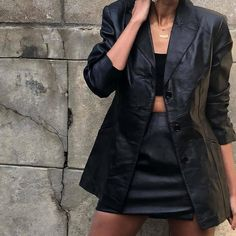 Discovered by Mademoiselle. Find images and videos on We Heart It - the app to get lost in what you love. Fashion 101, Look Fashion, Trendy Fashion, Fashion Outfits, Womens Fashion, Winter Fashion, Looks Style, My Style, Trendy Style