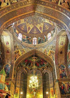 WANG CHURCH - #ISFAHAN