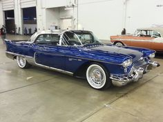 58 Cadillac Brougham