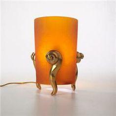 Elizabeth Garouste and Mattia Bonetti, Cleopatre table lamp