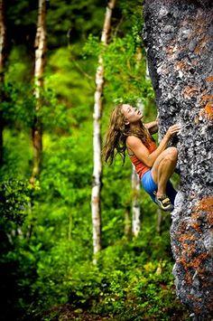 Lauren Lee, Redstone Boulders | ROCK and ICE Magazine