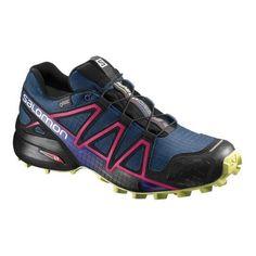 pretty nice 5bec6 f0498 Salomon Women s Speedcross 4 GORE-TEX Trail Running Shoe
