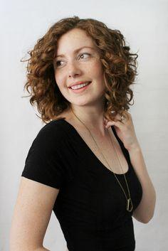 hair tutorial // deva curl