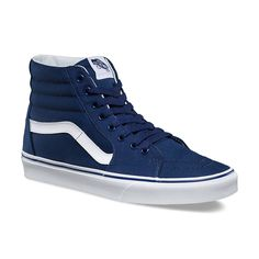 Vans Womens Sk Hi Slim Fashion Sneaker Drizzle True White