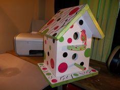 my bird house