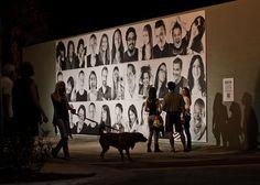 #JR - Inside Out Project - Ft. Lauderdale, Florida : faces of art