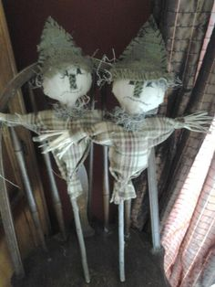 Scarecrow Sticks